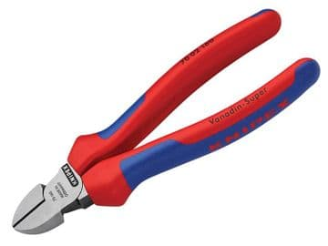 Diagonal Cutters Comfort Multi-Component Grip 180mm (7in)